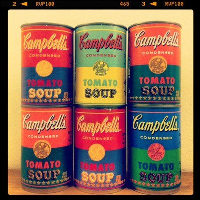 andy warhol and consumerism Andy warhol changed the game by combining high art with consumerism in order to bring modern art to the masses.