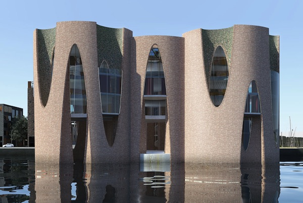 Olafur Eliasson Creates Exciting New Architecture in the City of Vejle